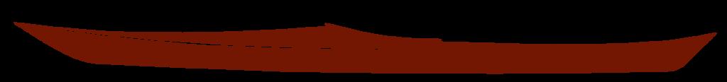 Chesapeake Kajak Seitenansicht